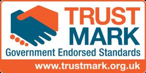 Trust mark logo qualification