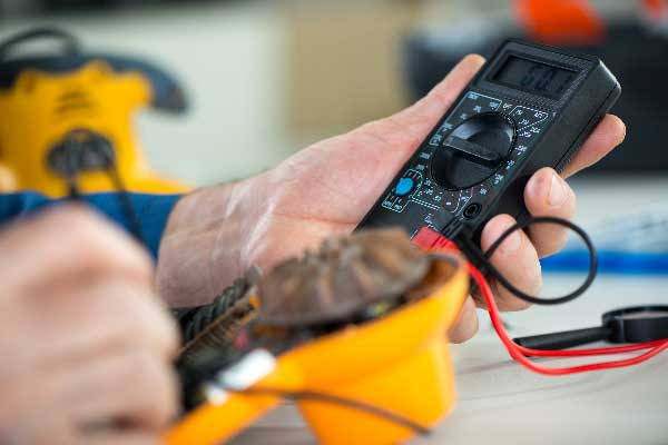 FX Electrical testing & inspecting work